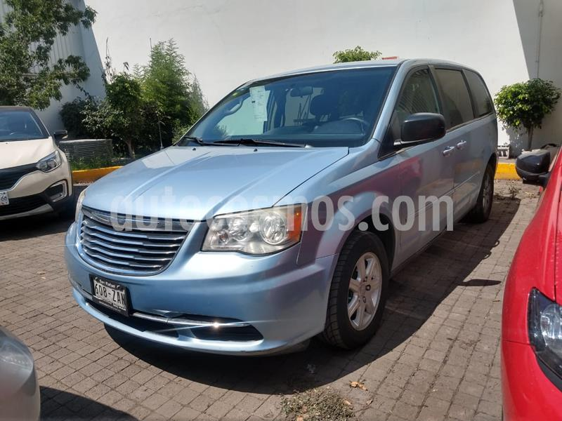 Chrysler Town and Country Li 3.6L  usado (2013) color Azul precio $156,000