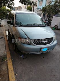 Chrysler Town and Country Limited 3.8L  usado (2002) color Azul Metalizado precio $52,000