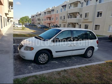 Foto venta Auto usado Chrysler Voyager 3.3L Base (2008) color Blanco precio $65,000