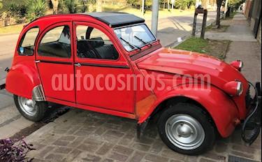 Foto venta Auto usado Citroen 3CV Sedan (1975) color Rojo precio $90.000