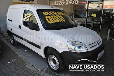 Foto venta Auto Usado Citroen Berlingo Furgon 1.4 Business (2017) color Blanco