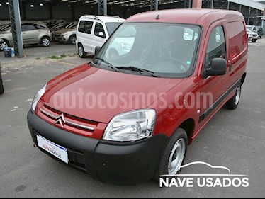 Foto venta Auto Usado Citroen Berlingo Furgon 1.6 Business (2018) color Rojo Rubi