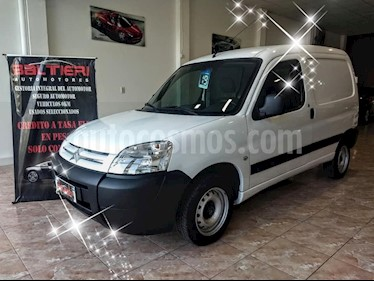 Citroen Berlingo Furgon 1.6 Business usado (2019) color Blanco precio $710.000