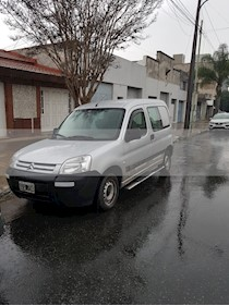 Citroen Berlingo Furgon 1.6 HDi Business Mixto usado (2015) color Gris Aluminium precio $450.000