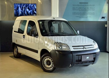 Citroen Berlingo Furgon 1.6 HDi Business Mixto usado (2016) color Blanco precio $441.000
