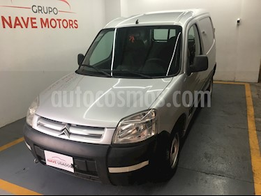 Citroen Berlingo Furgon 1.6 HDi Business usado (2015) color Gris precio $420.000