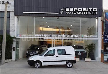 Foto Citroen Berlingo Furgon 1.6 HDi Business usado (2018) color Blanco precio $700.000