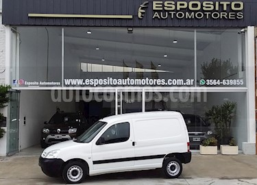 Citroen Berlingo Furgon 1.6 HDi Business usado (2015) color Blanco precio $550.000