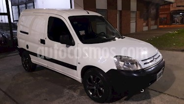 Citroen Berlingo Furgon 1.6 HDi Full usado (2015) color Blanco precio $440.000