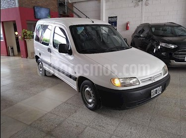 Foto venta Auto usado Citroen Berlingo Furgon 1.9 D (2009) color Blanco precio $195.000