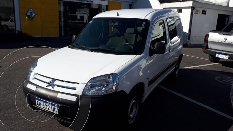 Citroen Berlingo Furgon 1.6 HDi Business usado (2017) color Blanco precio $1.105.000