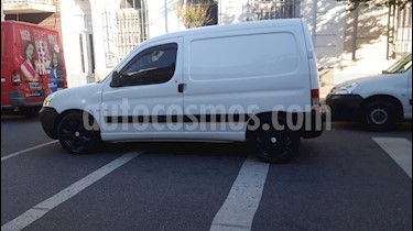 Citroen Berlingo Furgon 1.6 HDi Business Mixto usado (2018) color Blanco Banquise precio $725.000
