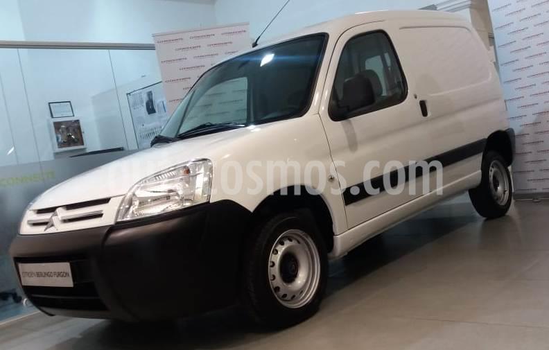Citroen Berlingo Furgon 1.6 HDi Business nuevo color Blanco precio $1.210.000