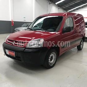 Citroen Berlingo Furgon 1.6 HDi Business usado (2016) color Rojo precio $569.900