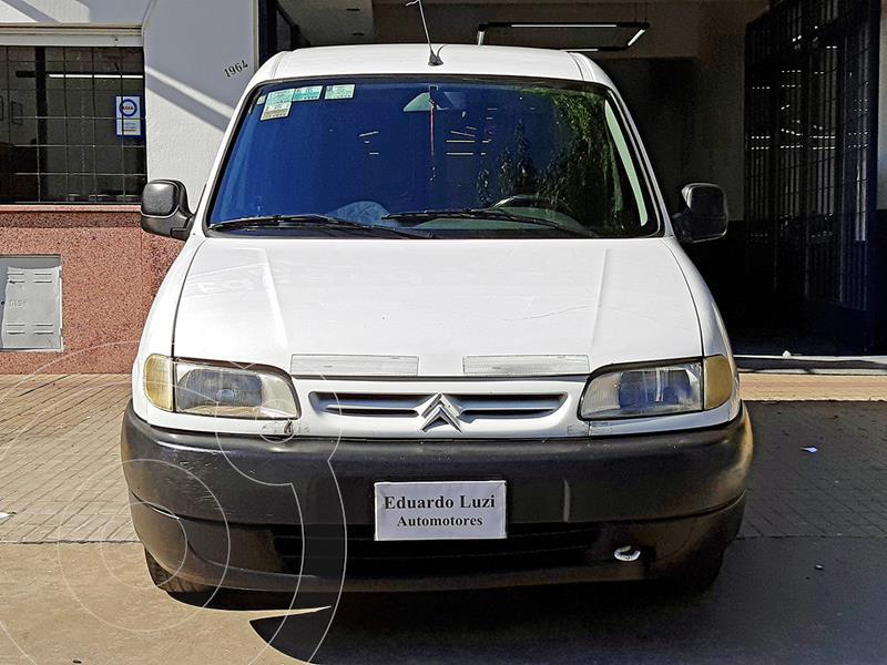 Citroen Berlingo Furgon 1.9 D PLC FULL usado (2007) color Blanco precio $529.000