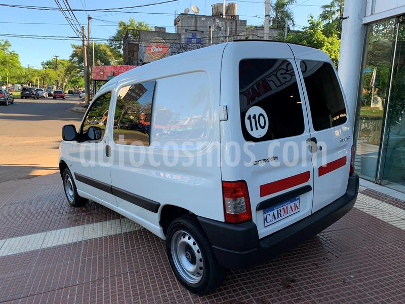 Citroen Berlingo Furgon 1.6 HDi Business usado (2015) color Blanco precio $1.079.990