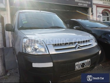 Citroen Berlingo Furgon 1.6 HDi Business usado (2014) color Gris Claro precio $645.000