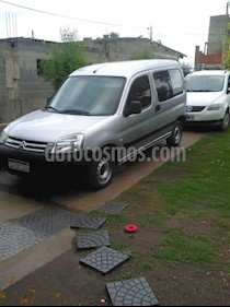 Citroen Berlingo Furgon 1.6 HDi Business usado (2016) color Gris Claro precio $620.000