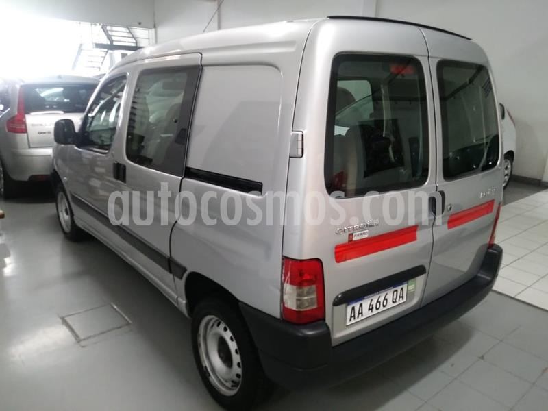 Citroen Berlingo Furgon 1.6 HDi Business Mixto usado (2016) color Gris precio $1.230.000