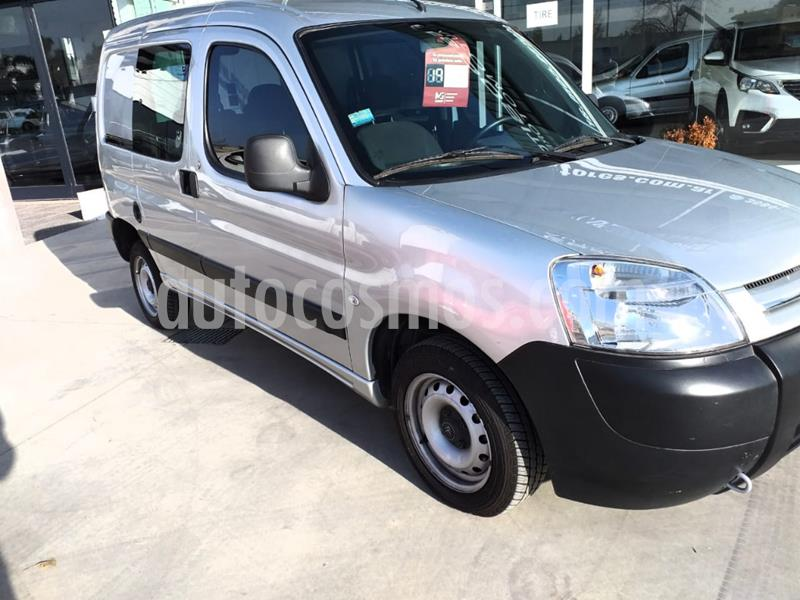Citroen Berlingo Furgon 1.4 Business Mixto usado (2019) color Gris Claro precio $1.204.000