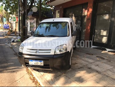 Citroen Berlingo Furgon 1.6 HDi Business usado (2018) color Blanco Banquise precio $760.000
