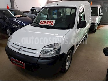 Citroen Berlingo Furgon 1.6 HDi Business usado (2017) color Blanco precio $635.000