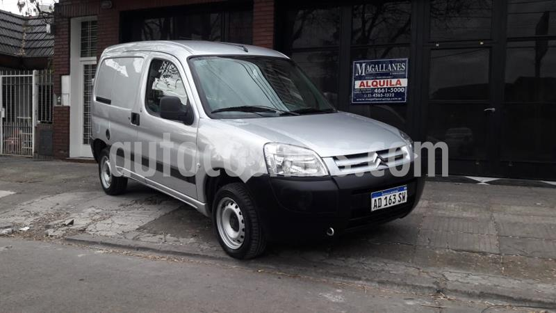 Citroen Berlingo Furgon 1.6 HDi Business usado (2018) color Gris Aluminium precio $850.000