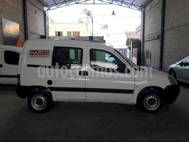 Citroen Berlingo Furgon 1.6 HDi Business usado (2015) color Blanco precio $565.000