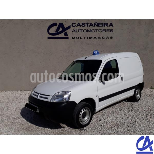 Citroen Berlingo Furgon 1.6 HDi Business usado (2017) color Blanco precio $989.000