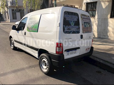 Citroen Berlingo Furgon 1.6 HDi Business usado (2017) color Blanco precio $650.000