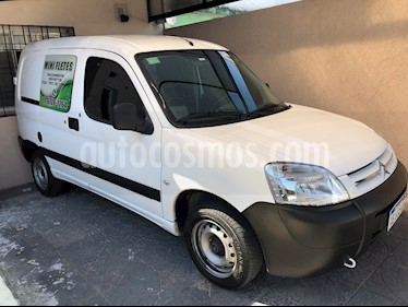 Citroen Berlingo Furgon 1.6 HDi Business usado (2017) color Blanco precio $630.000