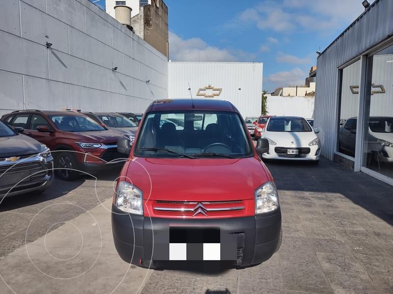 Foto Citroen Berlingo Furgon 1.6 Business usado (2020) color Rojo Rubi financiado en cuotas(anticipo $1.200.800)