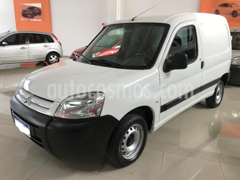 Citroen Berlingo Furgon 1.6 HDi Business usado (2018) color Blanco precio $930.000