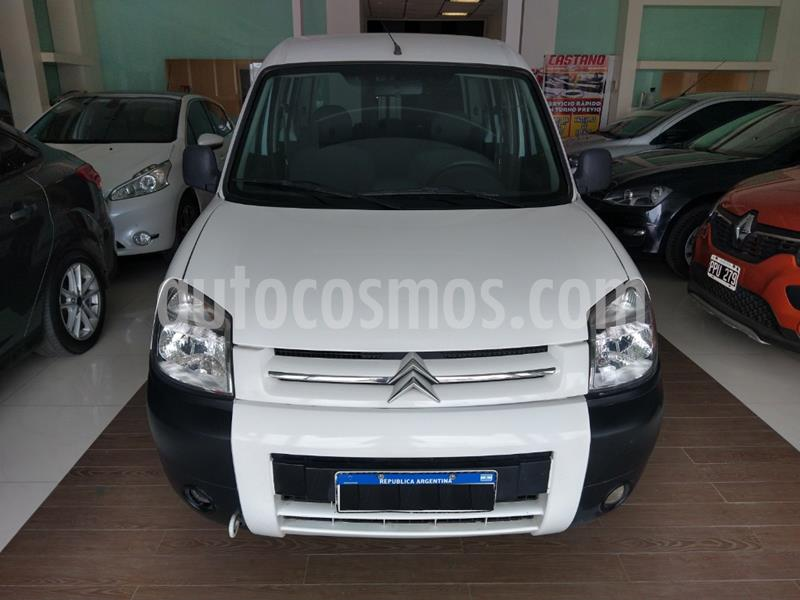 Citroen Berlingo Furgon 1.6 HDi Business usado (2016) color Blanco precio $1.100.000