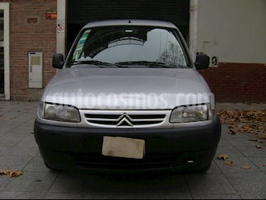 Foto venta Auto usado Citroen Berlingo Multispace 1.4 (2009) color Gris precio $199.500