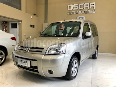 Citroen Berlingo Multispace 1.6 HDi SX Pack usado (2013) color Gris Cendre precio $585.000