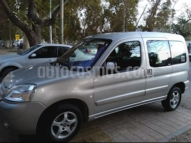Citroen Berlingo Multispace 1.6i SX Pack usado (2012) color Gris Aluminium precio $330.000