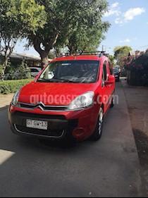 Foto venta Auto usado Citroen Berlingo Multispace 1.6L 5P-2PL Diesel (2014) color Rojo precio $8.000.000