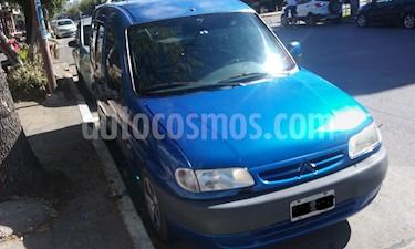 Foto venta Auto usado Citroen Berlingo Multispace 1.9 D 2 PLC Ac (2001) color Azul precio $139.000