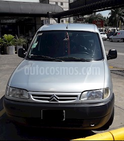 Foto Citroen Berlingo Multispace 1.9 D Full usado (2009) color Gris Plata  precio $210.000