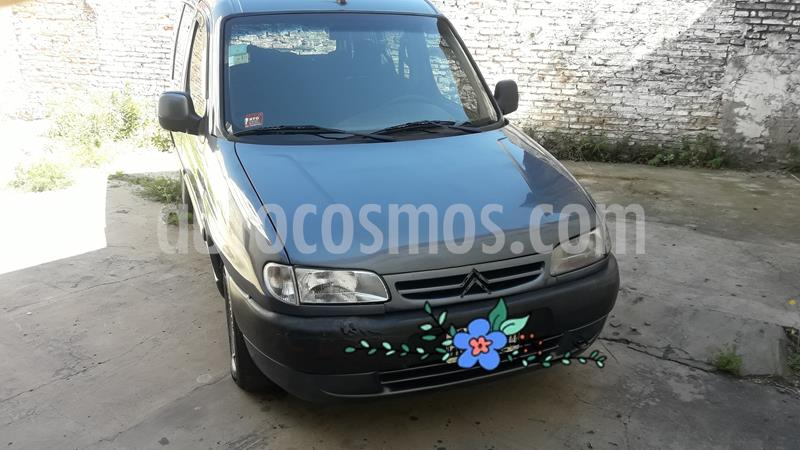 Citroen Berlingo Multispace 1.9 D Full usado (2008) color Gris precio $585.000