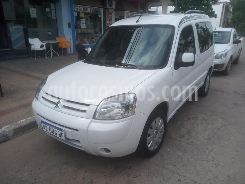 foto Citroën Berlingo Multispace 1.6 HDi XTR usado (2018) color Blanco precio $1.540.000