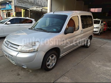 Citroen Berlingo Multispace 1.6i SX Pack usado (2013) color Gris Aluminium precio $825.000