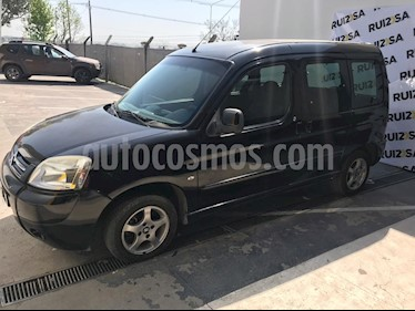 Citroen Berlingo Multispace 1.6 HDi SX Pack usado (2012) color Negro precio $1.020.000
