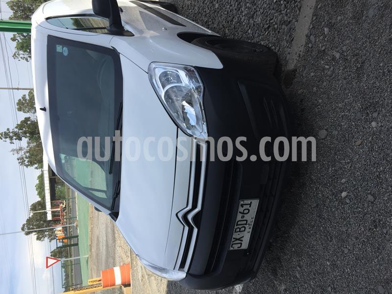Citroen Berlingo 1.6L HDI 92 BVM XL usado (2018) color Blanco precio $9.890.000