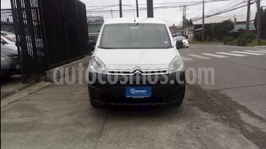Citroen Berlingo Furgon 1.6L Diesel 2PL Ac  usado (2016) color Blanco precio $7.990.000