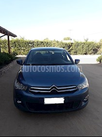 foto Citroën C-Elysée 1.6L HDi 92 Séduction usado (2017) color Azul Kyanos precio $8.350.000