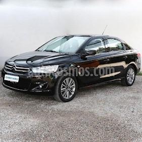 foto Citroën C-Elysée VTi 115 Feel 2016/2017 usado (2017) color Negro precio $495.000