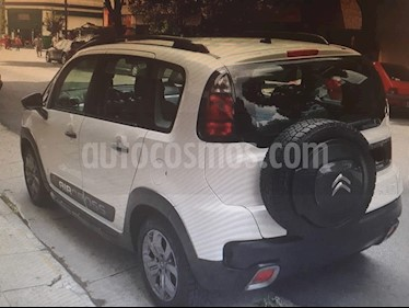 Foto venta Auto usado Citroen C3 Aircross 1.6 Shine (2016) color Blanco Banquise precio $555.000