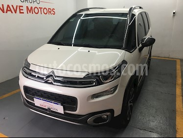 Citroen C3 Aircross 1.6 Urban Edition usado (2018) color Blanco precio $738.000